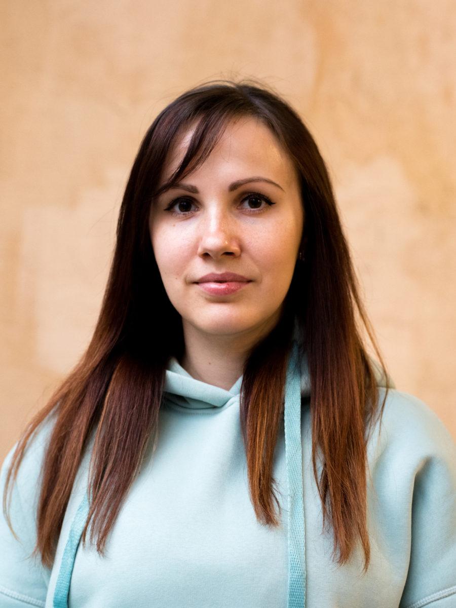 Андреева Вика